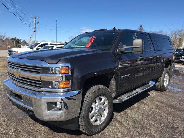 2015 Chevrolet Silverado 2500HD Built After Aug 14 LT Sabattus ME