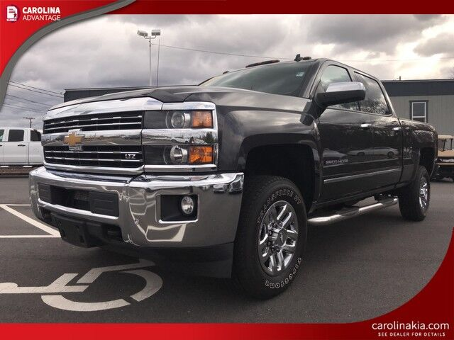 2015 Chevrolet Silverado 2500HD Built After Aug 14 LTZ High Point NC