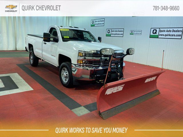 2015 Chevrolet Silverado 2500HD Built After Aug 14 Work Truck Braintree MA