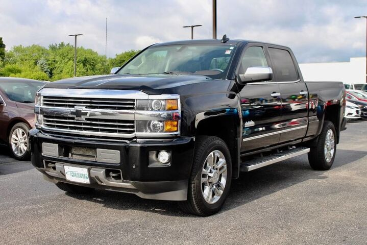 2015 Chevrolet Silverado 2500HD Built After Aug High Country Fort Wayne Auburn and Kendallville IN