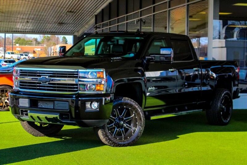 2015 Chevrolet Silverado 2500HD Built After Aug