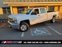 2015_Chevrolet_Silverado 2500HD Built After Aug_Work Truck Crew Cab 4WD_ Fredricksburg VA