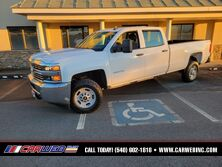 Chevrolet Silverado 2500HD Built After Aug Work Truck Crew Cab 4WD 2015