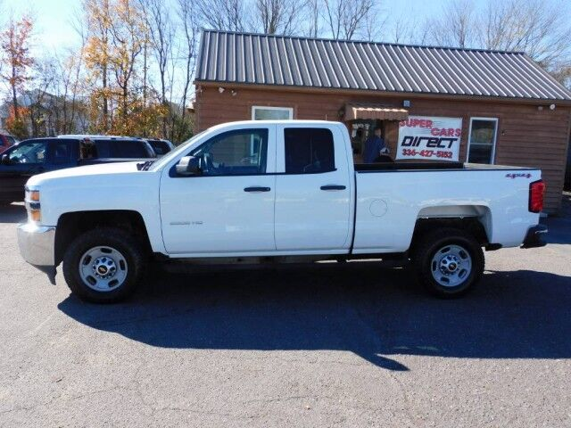 2015 Chevrolet Silverado 2500HD Built After Aug Work Truck Kernersville NC