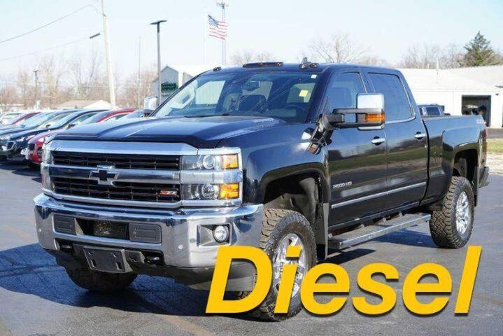 2015 Chevrolet Silverado 2500HD Duramax Diesel LTZ Fort Wayne Auburn and Kendallville IN