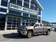 2015 Chevrolet Silverado 2500HD LT Double Cab Long Box 2WD Monroe NC