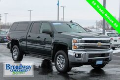 2015_Chevrolet_Silverado 2500HD_LT_ Green Bay WI