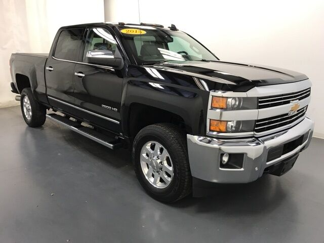 2015 Chevrolet Silverado 2500HD LTZ Holland MI