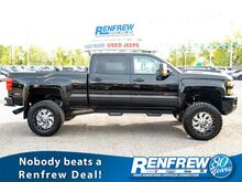 2015_Chevrolet_Silverado 2500HD_LTZ Z71 4x4, Lifted, Sunroof, Heated/Cooled Leather, Fuel Wheels, Backup Camera, Bluetooth, Bose Audio_ Calgary AB