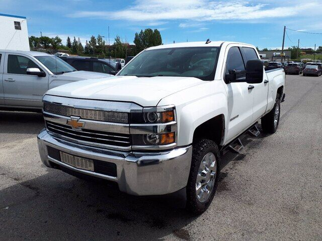 2015 Chevrolet Silverado 2500HD WT | 6.6ft Box | 6.0L V8 Calgary AB