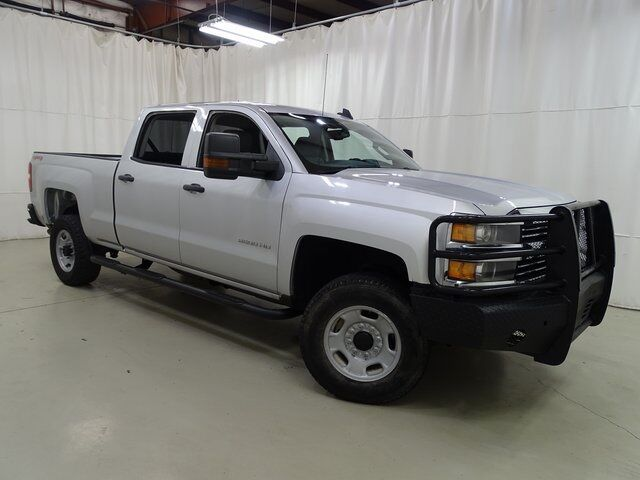 2015 Chevrolet Silverado 2500HD Work Truck Raleigh NC