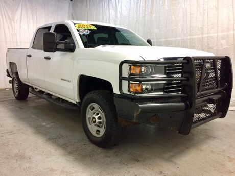 2015 Chevrolet Silverado 2500HD Work Truck Wyoming MI