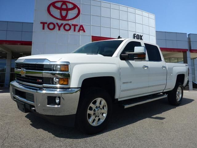 2015 Chevrolet Silverado 2500hd LTZ Clinton TN