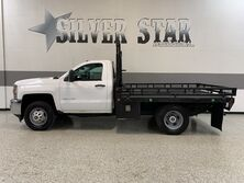 Chevrolet Silverado 3500HD 4WD Cab&Chassis FlatBed Duramax 2015