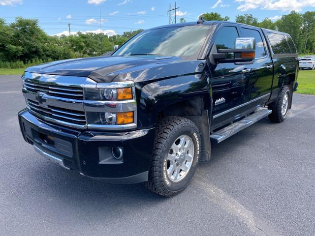 2015 Chevrolet Silverado 3500HD 4WD Crew Cab 167.7 High Country Pittsfield MA