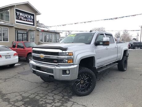 2015 Chevrolet Silverado 3500HD Built After Aug 14 LTZ Yakima WA