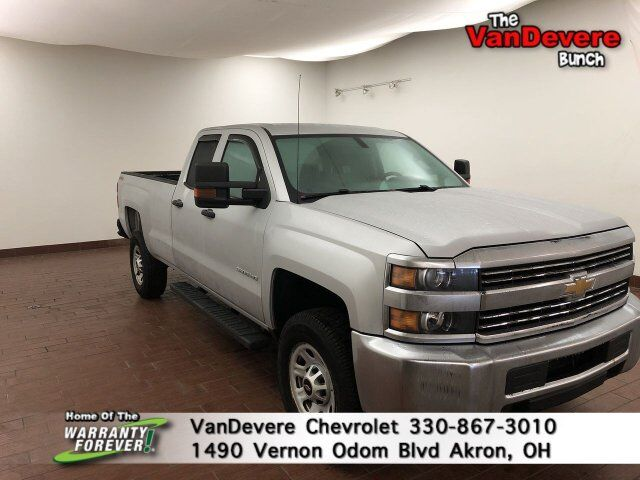 2015 Chevrolet Silverado 3500HD Built After Aug 14 Work Truck Akron OH