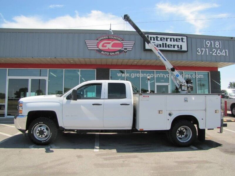 2015 Chevrolet Silverado 3500HD Built After Aug 14 Work Truck Collinsville OK