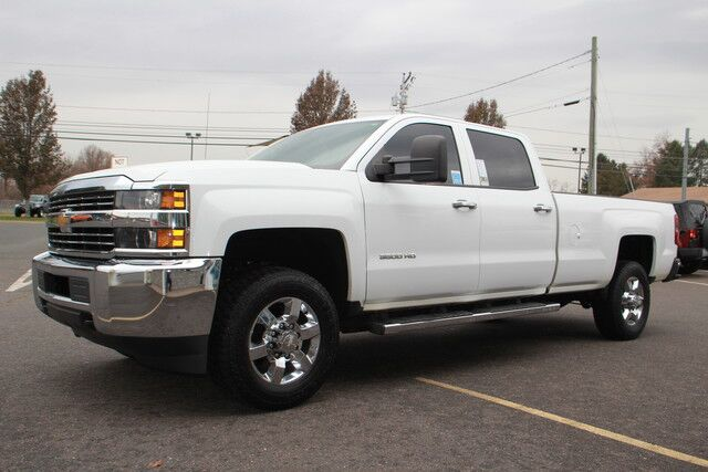 2015 Chevrolet Silverado 3500HD Built After Aug 14 Work Truck East Windsor CT
