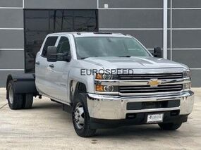 Chevrolet Silverado 3500HD Built After Aug 14 Work Truck 2015