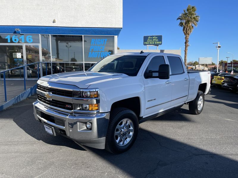 2015 Chevrolet Silverado 3500HD Built After Aug LTZ Las Vegas NV