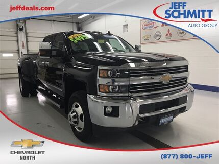 2015_Chevrolet_Silverado 3500HD_LTZ_ Dayton area OH