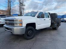 2015_Chevrolet_Silverado 3500HD_Work Truck_ Raleigh NC