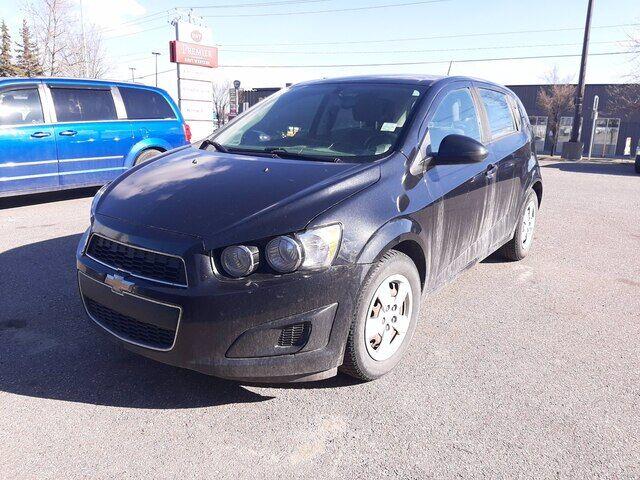 2015 Chevrolet Sonic LS Calgary AB