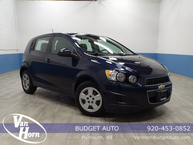2015 Chevrolet Sonic LS Milwaukee WI