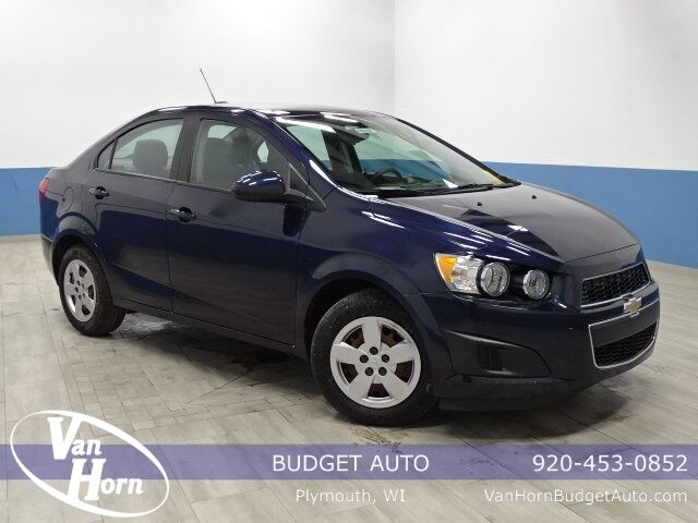2015 Chevrolet Sonic LS Plymouth WI