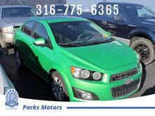 2015_Chevrolet_Sonic_LT_ Wichita KS