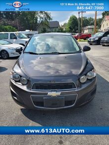 2015_Chevrolet_Sonic_LT Auto 5-Door_ Ulster County NY