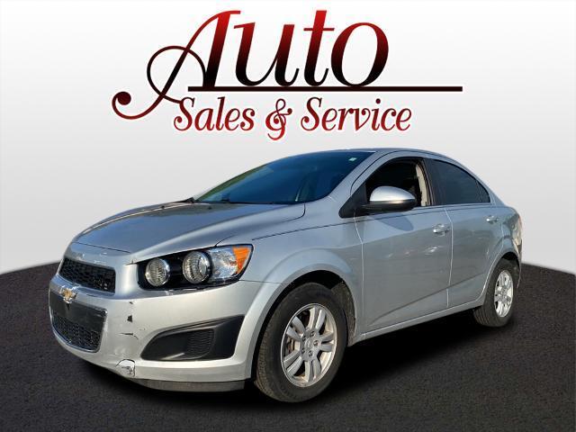 2015 Chevrolet Sonic LT Auto Indianapolis IN