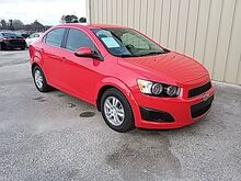 2015_Chevrolet_Sonic_LT_ Brownsville TN