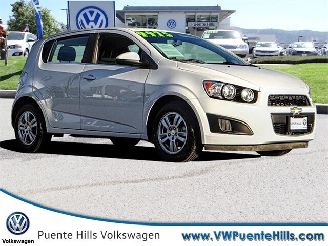 2015 Chevrolet Sonic LT City of Industry CA