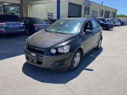 2015_Chevrolet_Sonic_LT_ Cleveland OH