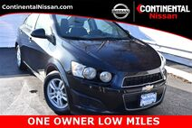 2015 Chevrolet Sonic LT Chicago IL