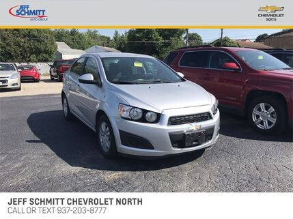 2015_Chevrolet_Sonic_LT_ Dayton area OH