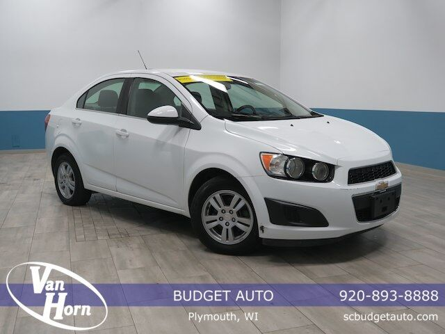 2015 Chevrolet Sonic LT Plymouth WI