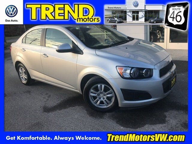 2015 Chevrolet Sonic LT Morris County NJ