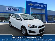 2015_Chevrolet_Sonic_LT_ Northern VA DC