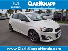 2015_Chevrolet_Sonic_RS Auto_ Pharr TX