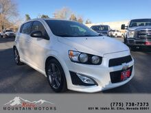 2015_Chevrolet_Sonic_RS_ Elko NV