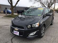 2015_Chevrolet_Sonic_RS_ Mason City IA