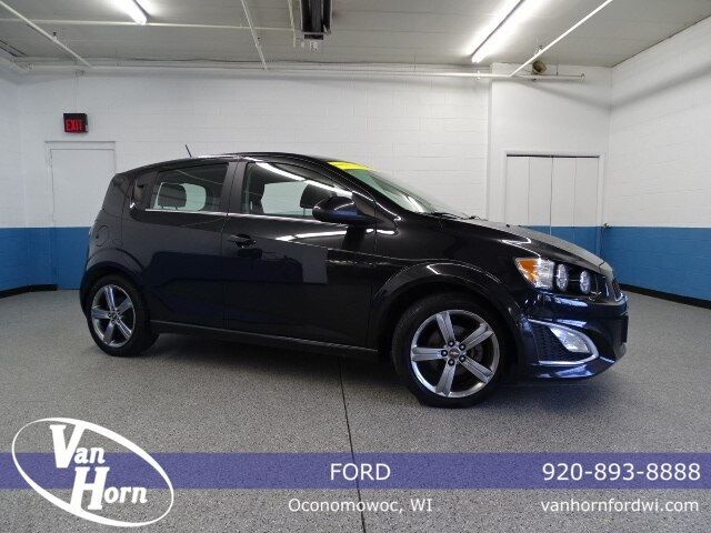 2015 Chevrolet Sonic RS Plymouth WI
