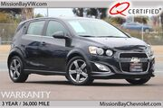 2015 Chevrolet Sonic RS San Diego CA