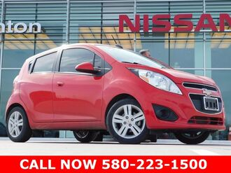 2015_Chevrolet_Spark_1LT One Owner Clean Carfax_ Ardmore OK