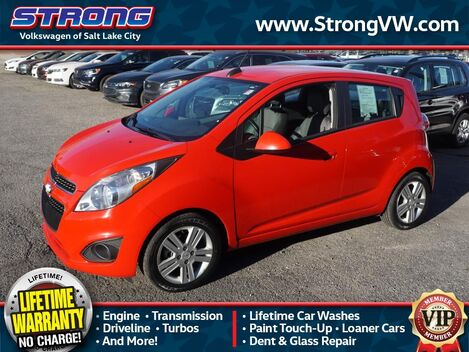 2015_Chevrolet_Spark_1LT_ Salt Lake City UT