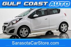 2015_Chevrolet_Spark_LS! 1-OWNER! ONLY 59K MILES! CARFAX CERT! CLEAN! SHARP! LOOK!_ Sarasota FL
