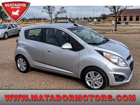 2015_Chevrolet_Spark_LS_ Wolfforth TX